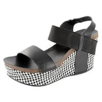 Corkys Womens Wedge Sandals