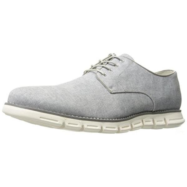 GBX Mens Haste Oxfords Textured Plain Toe - 7.5 medium (d)