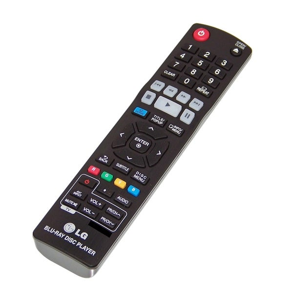 OEM LG Remote Originally Shipped With: BP520