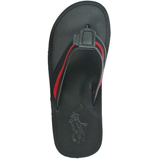 bc5c729f381d Shop Polo Ralph Lauren Sullivan Men s Leather Sandals - Free Shipping On  Orders Over  45 - Overstock - 20310743