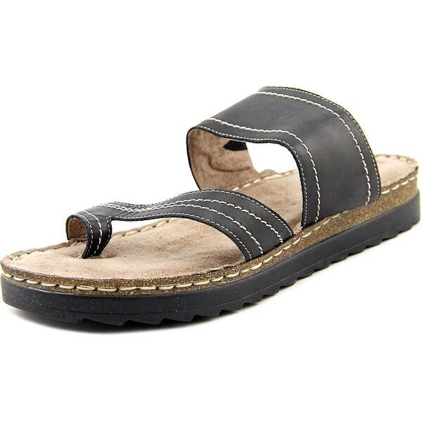 Bella Vita Tivoli  W Open Toe Leather  Slides Sandal