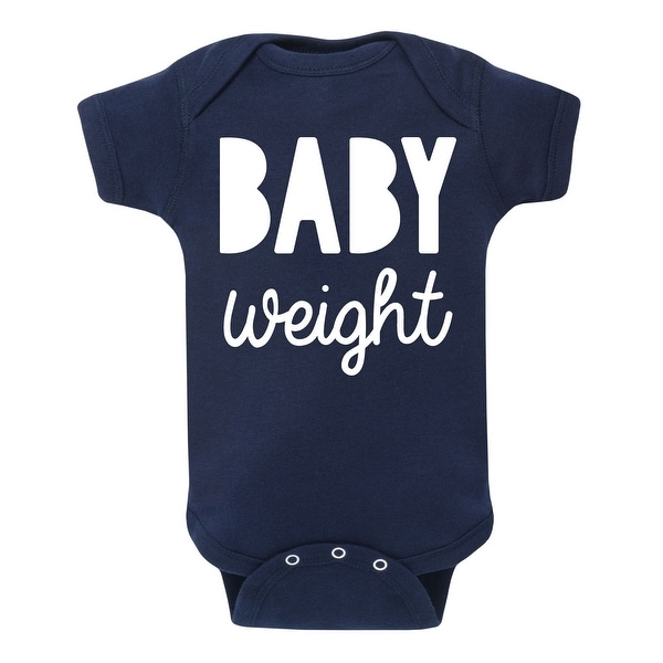 Baby Weight - Infant One Piece