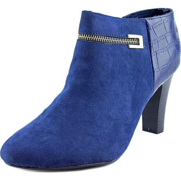 Karen Scott Nalla Round Toe Synthetic Ankle Boot