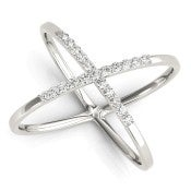 1.00 ct.tw Diamond Fashion Rings - White H-I (More options available)
