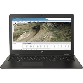 "HP ZBook 15u G3 15.6"" Mobile Workstation - Intel Core i7 (6th (Refurbished)"