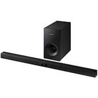 Samsung HW-J355 120 Watts 2.1-Channel Sound Bar for Home Theater - Black