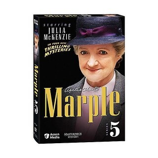 Agatha Christie's Marple: Series 5 - Dvd