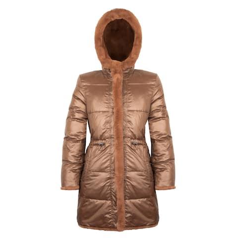 DVF Diane Von Furstenberg Womens Coat Jacket