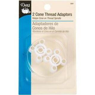 - Dritz Cone Thread Adapter 2/Pkg