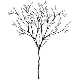 Brewster WPK2130  Variable Sized - Willow - Self-Adhesive Repositionable Vinyl Wall Decal - Set of 77