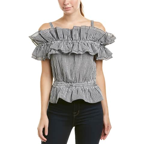 Kendall + Kylie Ruffle Top