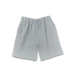 Hanes Boy's Jersey Short - Size - XS - Color - Light Steel