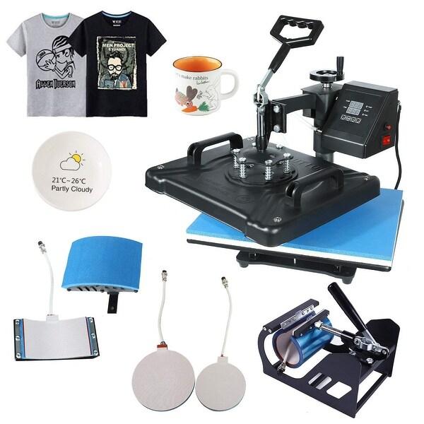 Shop Orvisinc Digital Hot Press Sublimation Machine for T