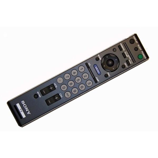 OEM Sony Remote Control: KDL-52S4100, KDL52S4100, KDL-46S4100, KDL46S4100, KDL-40S4100, KDL40S4100
