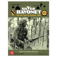 GMT Games GMT1601 Silver Bayonet 25th Anniversary Edition Game