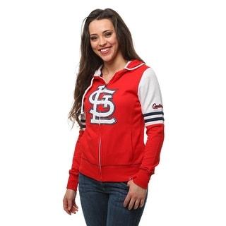 St. Louis Cardinals Big Time Attitude Women's Hoodie
