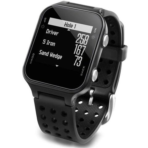 Garmin 010-03723-01 Approach S20 Golf Watch, Black