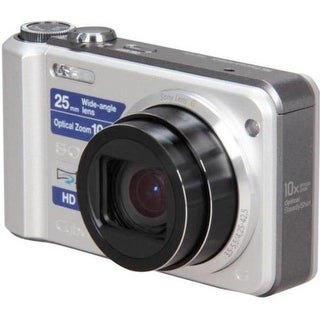Sony Cyber-shot DSC-H70/S 16.2 Megapixels Digital Camera - 10x (Refurbished)