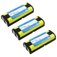 Replacement Panasonic KX-TG2431 NiMH Cordless Phone Battery (3 Pack)