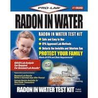 Pro Lab Radon In Water Test Kit