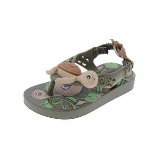 Ipanema Boys Slingback Sandals Waterproof Sea Creatures (2 options available)