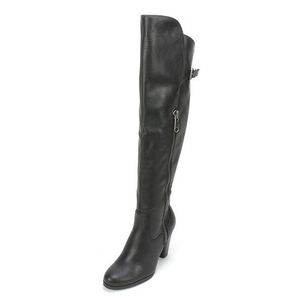 Rialto Womens VIOLET Closed Toe Knee High Fashion Boots