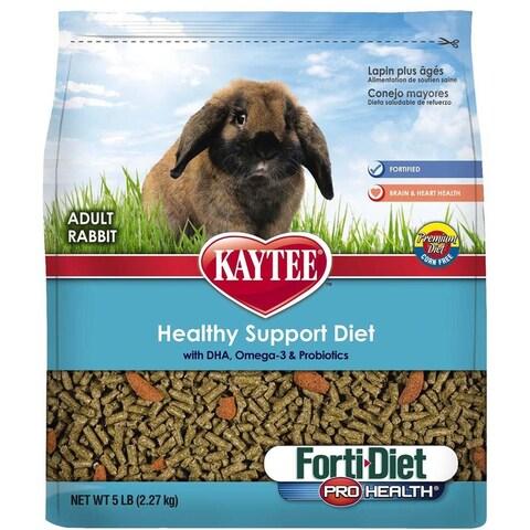 Kaytee Forti-Diet Pro Health Adult Rabbit 5lb