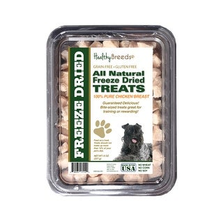 Healthy Breeds Kerry Blue Terrier Chicken Freeze Dried Treats