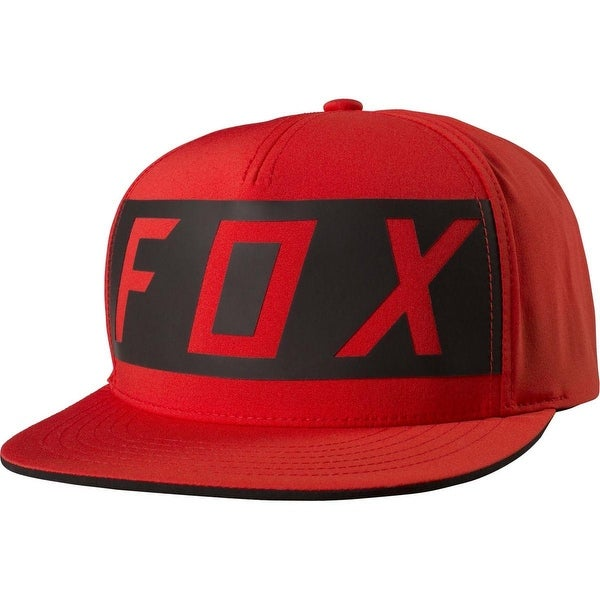 ... Men s Athletic Clothing     Men s Hats. Fox Racing Moth Transfer Le Snapback  Hat Hat - Flame Red e644e0a850b9