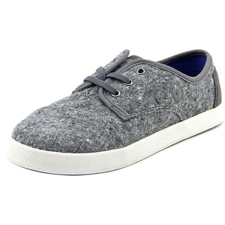 Toms Paseo Girl Grey Wool Athletic Shoes