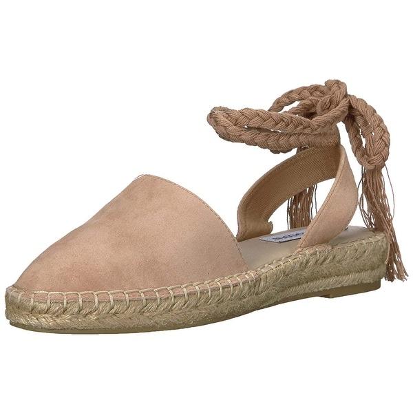 f228c4a1c66 Shop Steve Madden Womens Mesa Suede Closed Toe Casual Espadrille ...