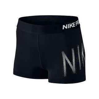 Nike Womens Shorts Pull On Printed
