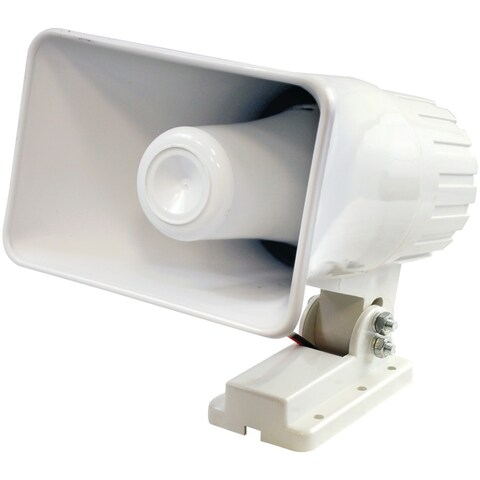Pyle Home(R) - Phsp4 - 6In In/Out 50W Pa Hrn Spk