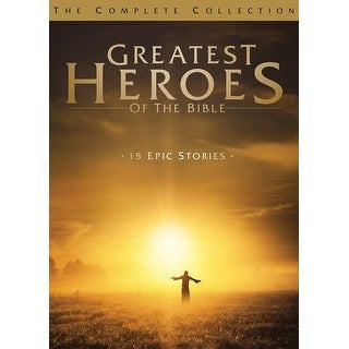 Greatest Heroes of the Bible: Complete Collection [DVD]