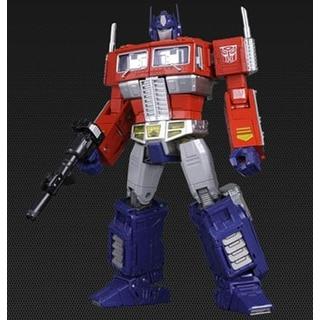 Transformers Masterpiece Figure: MP-10 Optimus Prime with Trailer, Relaunch - Multi