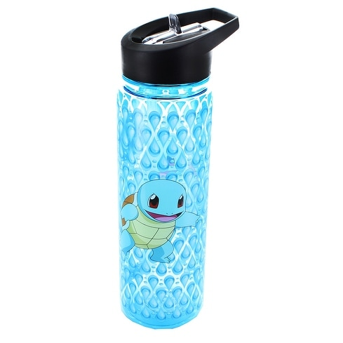 Pokemon Squirtle 16oz Water Bottle - Multi