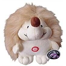 Pet Qwerks Small Plush Hedgehog
