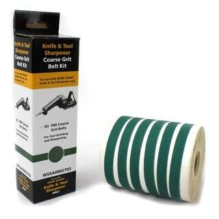 Drill Doctor WSSA0002703C Work Sharp Knife & Tool Sharpener Belt Kit