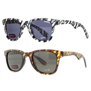 Carrera 6000 Square Unisex Sunglasses - 50mm-23mm-145mm