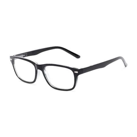 Readers.com The Ernest Rectangle Reading Glasses