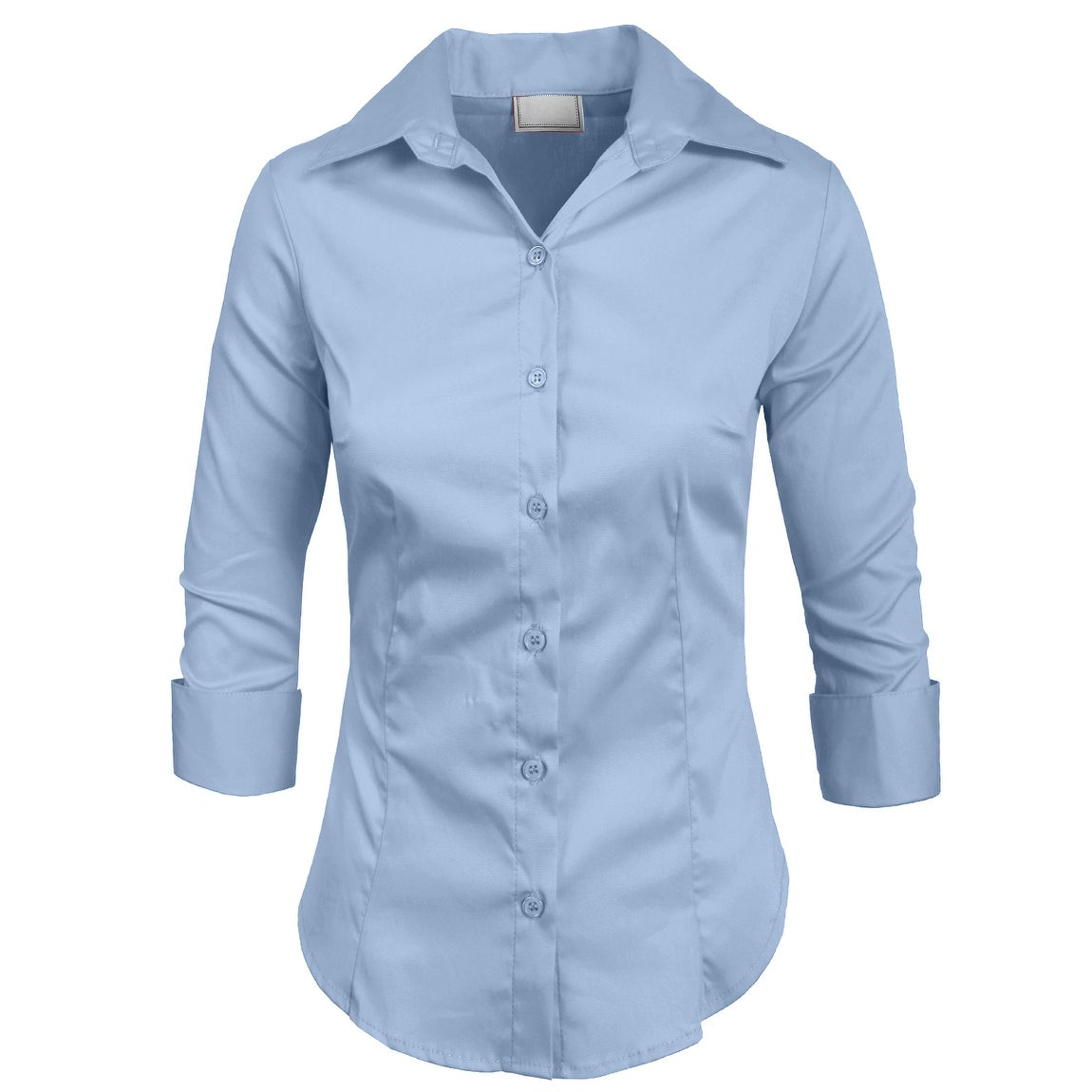 4d49a695 Buy 3/4 Sleeve Shirts Online at Overstock | Our Best Tops Deals