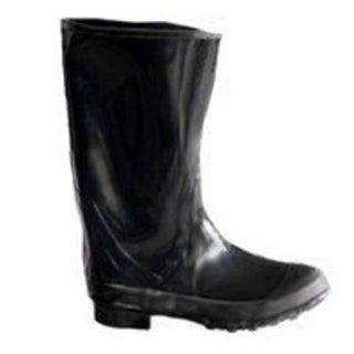 Diamondback RB002-14-C Rubber Knee Boots, Size 14, Black