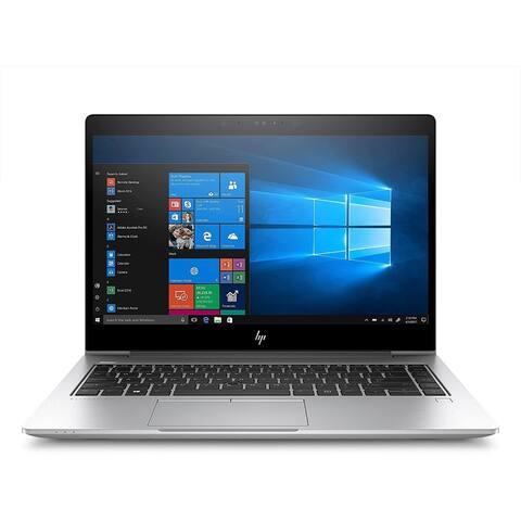 "HP EliteBook 745 G5 AMD Ryzen 7 2700U X4 2.2GHz 8GB 2.5TB SSD 14"" Win10,Silver"
