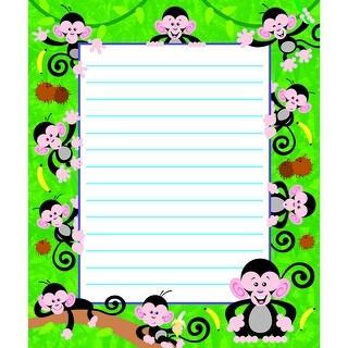Monkey Mischief Note Pad