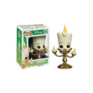 POP Disney Beauty and the Beast Lumiere Figure