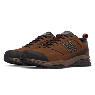 New Balance Mens mx623lt3 Low Top Lace Up Running Sneaker