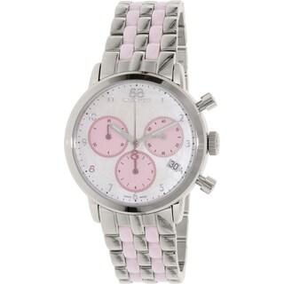 88 Rue Du Rhone Women's 87WA143509 Two-Tone Stainless-Steel Plated Fashion Watch