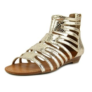 Nine West SunRaySol1   Open Toe Synthetic  Gladiator Sandal