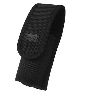 For Torch/Flashlight Portable Nylon Bag Case Pouch