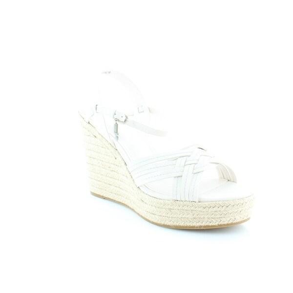Coach Dottie Women's Sandals & Flip Flops Chalk